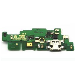 MODULO DE CARGA MICRO USB, ANTENA Y MICROFONO ORIGINAL PARA HUAWEI ASCEND MATE 7