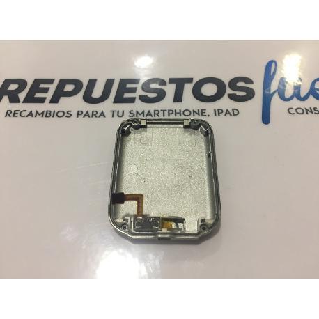 TAPA TRASERA CON CONECTOR DE CARGA ORIGINAL SONY SMARTWATCH 3 SWR50 -RECUPERADA