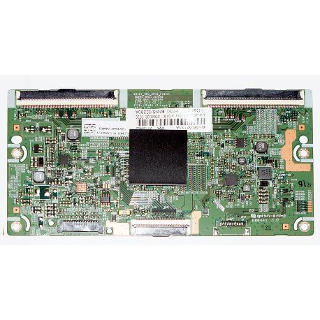 PLACA T-CON TV SAMSUNG UE40JU600K BN41-02354A