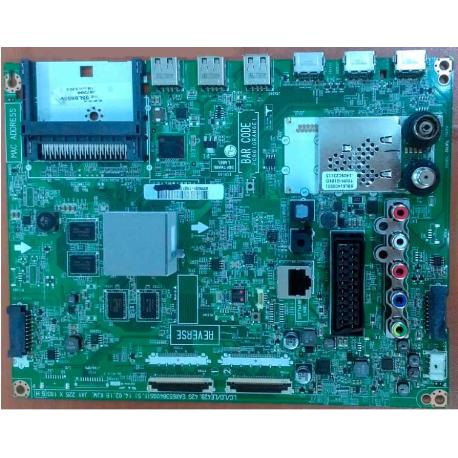 PLACA BASE MAIN BOARD TV LG 50LB671V EAX65384005