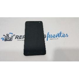 PANATALLA LCD + TACTIL CON MARCO ORIGINAL PARA QILIVE Q 4688 - RECUPERADA