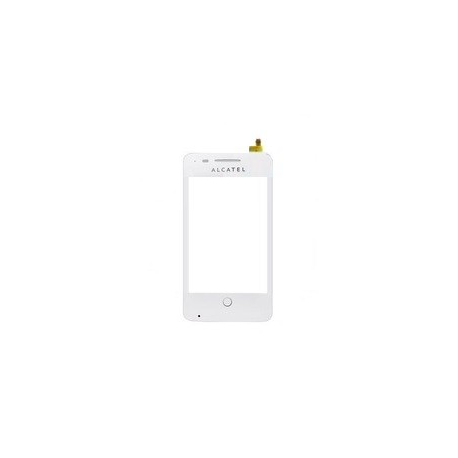 Pantalla tactil digitalizador Original Alcatel ONE Touch Fire 4012 Blanca