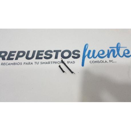 BOTONES DE CARCASA ORIGINAL PARA QILIVE Q 4688 - RECUPERADO