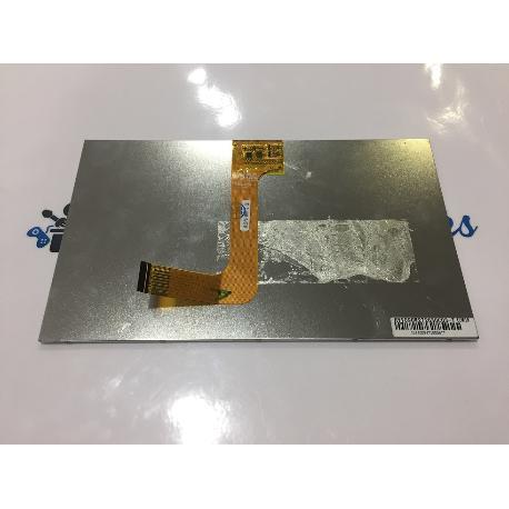 PANTALLA LCD DISPLAY ORIGINAL TABLET  SPC SMARTEE WINDOWS 8.9 QUAD CORE - RECUPERADA