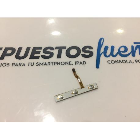 FLEX DE ENCENDIDO Y VOLUMEN ORIGINAL TABLET SPC SMARTEE WINDOWS 8.9 QUAD CORE - RECUPERADO