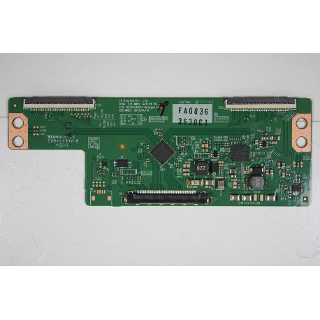 PLACA T-CON CONTROL BOARD TV LG 47LB5820 6870C-0481A