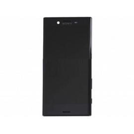PANTALLA LCD DISPLAY + TACTIL CON MARCO PARA SONY XPERIA X COMPACT F5321 - NEGRA