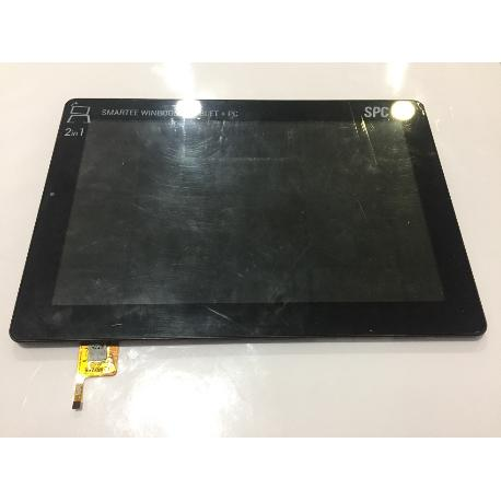 PANTALLA LCD DISPLAY + TACTIL ORIGINAL SPC SMARTEE WINBOOK - RECUPERADA