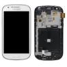 Pantalla Completa Con Marco Original Samsung Galaxy Express i8730 Blanca