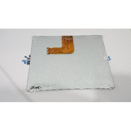 PANTALLA LCD DISPLAY ORIGINAL PARA SPC INTERNET GLEE 9.7 QUAD CORE - RECUPERADA