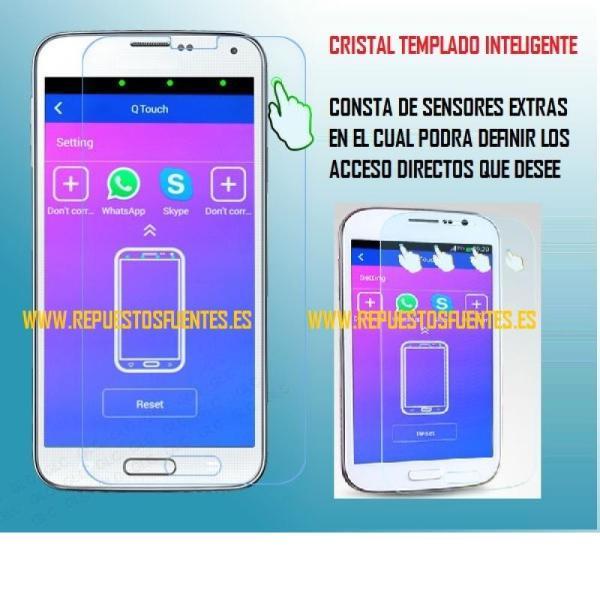 CRISTAL TEMPLADO SAMSUNG GALAXY A3 - INTELIGENTE