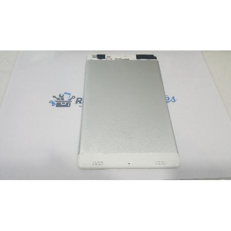 TAPA TRASERA ORIGINAL PARA SPC GLOW 10.1 QUAD CORE 3G VERSION 1.1 - RECUPERADA