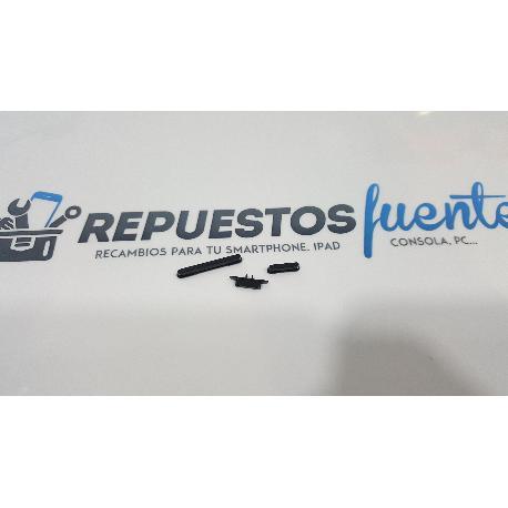 BOTONES DE TAPA ORIGINAL PARA SPC INTERNET MORFEO 8 - RECUPERADO