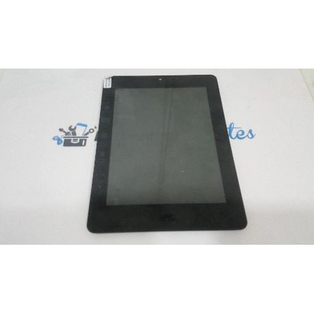 PANTALLA LCD + TACTIL CON MARCO ORIGINAL PARA SPC INTERNET NITRO 8B - RECUPERADA