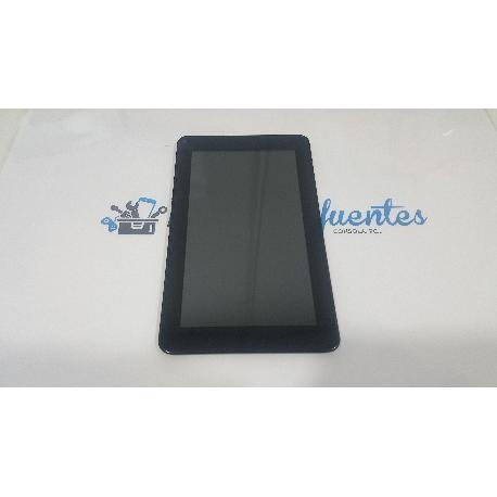 PANTALLA LCD + TACTIL CON MARCO ORIGINAL PARA SPC INTERNET NITRO 7 - RECUPERADO