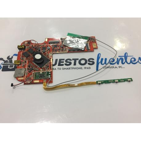 PLACA BASE ORIGINAL  SPC INTERNET NEO 4 BLACK - RECUPERADA