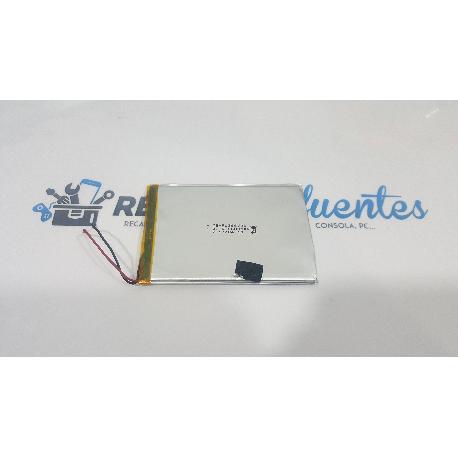 BATERIA 3.7V 2600MAH ORIGINAL PARA SPC INTERNET NITRO 7 - RECUPERADA