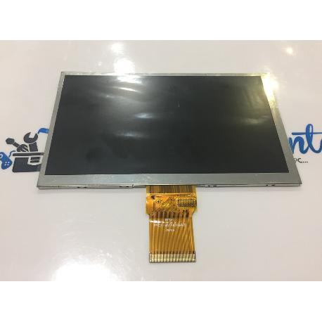 PANTALLA LCD DISPLAY ORIGINAL  SPC INTERNET NEO 4 BLACK - RECUPERADA