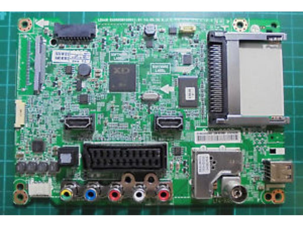 Placa Base Main Board TV LG 32LB550B EBT62973014