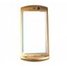 Carcasa Sony Eiricsson Xperia Neo Frontal oro
