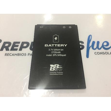 BATERIA ORIGINAL BESTBUY EASYPHONE 5.5 HD QUAD - RECUPERADA