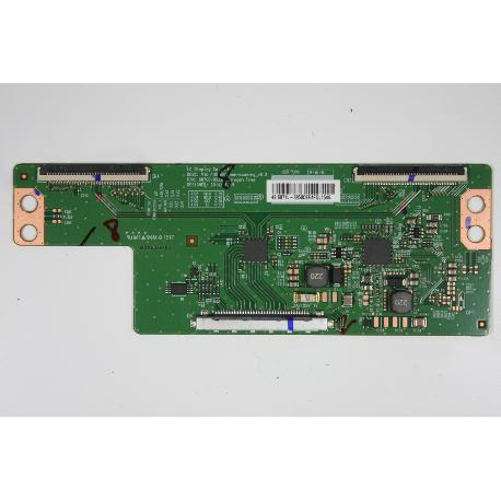PLACA T-CON BOARD TV SHARP LC-49CFE6032E 6870C-0532B