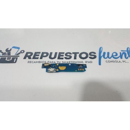 MODULO CONECTOR DE CARGA ORIGINAL PARA ARCHOS 50 HELIUM 4G - RECUPERADO