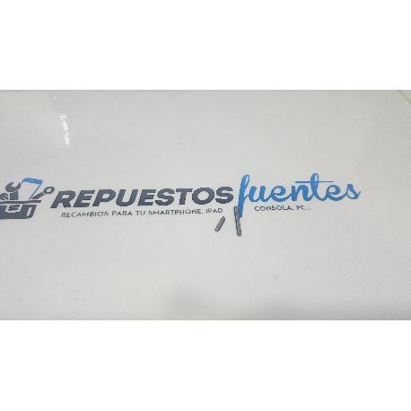 BOTONES DE CARCASA ORIGINAL PARA ZOPO ZP530+ PLATA - RECUPERADO