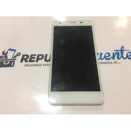 PANTALLA LCD DISPLAY + TACTIL CON MARCO ORIGINAL PARA ZOPO ZP720 - RECUPERADA