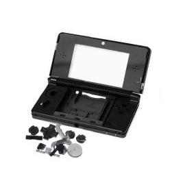 Carcasa Compatible Nintendo 3DS XL Negra