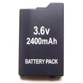 Bateria PSP 2000 2004 3000 3004 2400mah