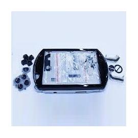 Carcasa Compatible PSP GO Negra
