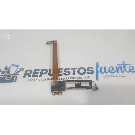FLEX PRINCIPAL + VIBRADOR  ORIGINAL PARA MASTERPHONE 6 - RECUPERADO