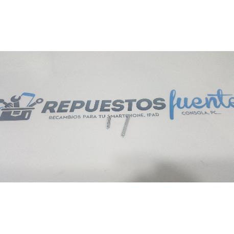 BOTONES VOLUMEN + ENCENDIDO DE CARCASA ORIGINAL PARA MASTERPHONE 8X - RECUPERADO