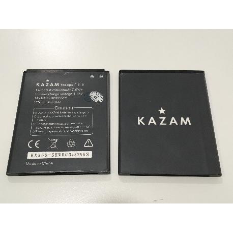 BATERIA KLB200N291  KAZAM TROOPER 2 5.0 - RECUPERADA