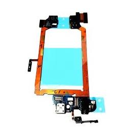 Flex Conector Carga Micro Usb Original LG Optimus G2 D802