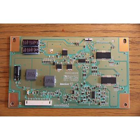 TABLERO INVERSOR DE LED TV PANASONIC TX-50AS500E C500E06E01B