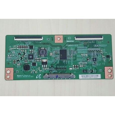 PLACA T-CON BOARD TV PANASONIC TX-5OAS500E V390HJ1-CE3