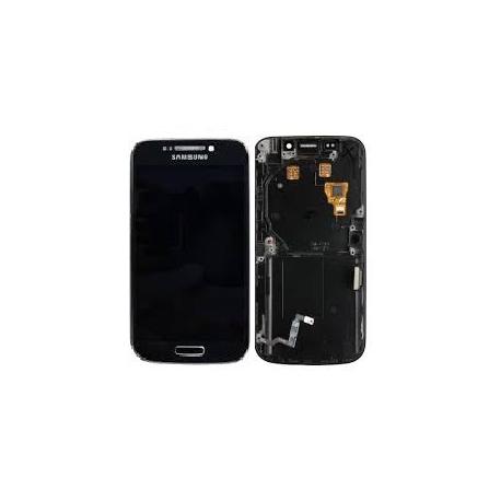 Pantalla Completa con Marco Samsung Galaxy S4 ZOOM C1010 Negra