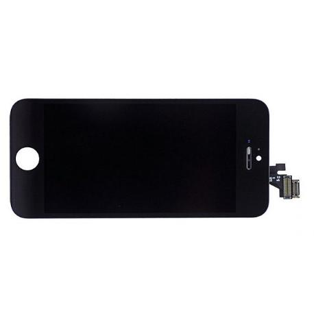 PANTALLA LCD DISPLAY ORIGINAL + TACTIL PARA IPHONE 5 - NEGRA / DESMONTAJE