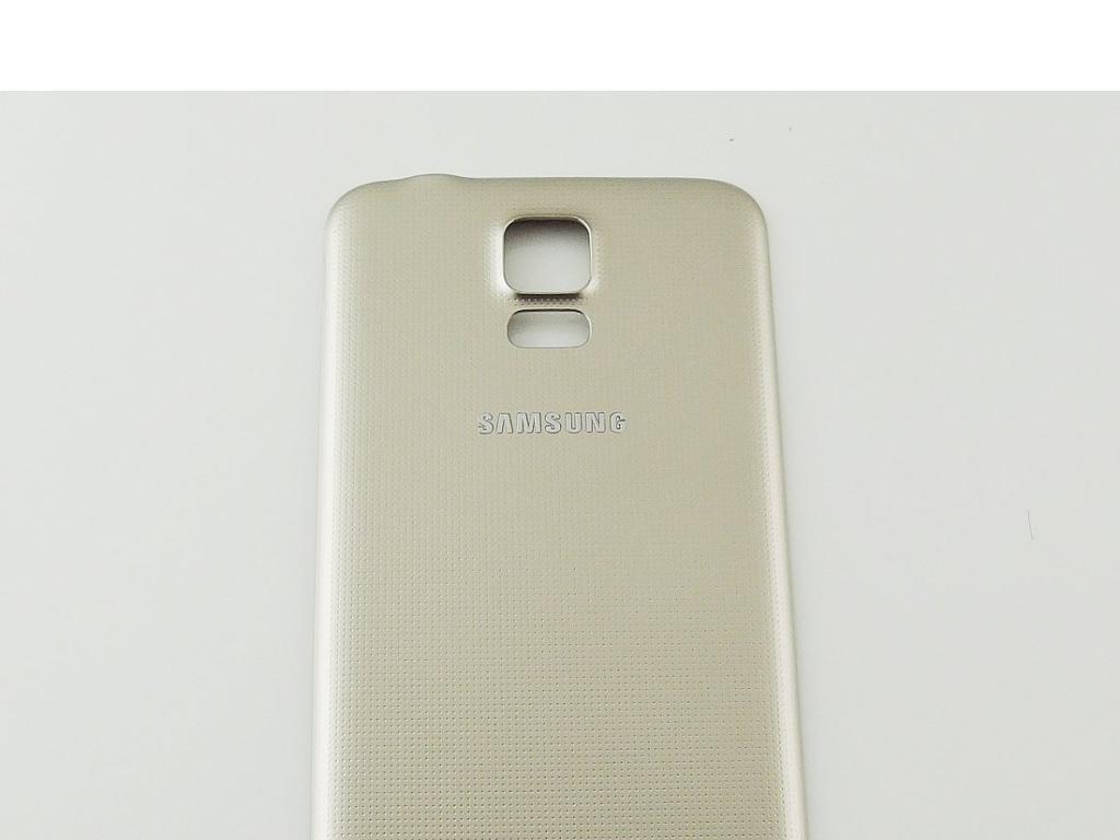 5c47a0e9c07 Tapa Trasera de Bateria Original para Samsung SM-G903F Galaxy S5 Neo - Oro  / Desmontaje
