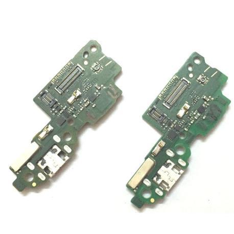MODULO CONECTOR DE CARGA + MICROFONO PARA HONOR 7 LITE, HONOR 5C