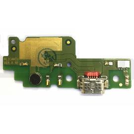 MODULO CONECTOR DE CARGA Y MICROFONO ORIGINAL HUAWEI Y6 II CAM-L21 , HONOR 5A