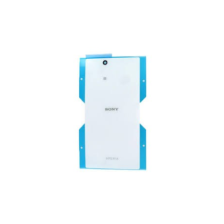 Tapa Trasera Original Sony Xperia Z Ultra XL39H C6802 Blanca