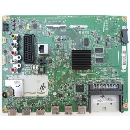 PLACA BASE MAIN BOARD TV LG 50LF5800-ZA EAX65610906(1.1)