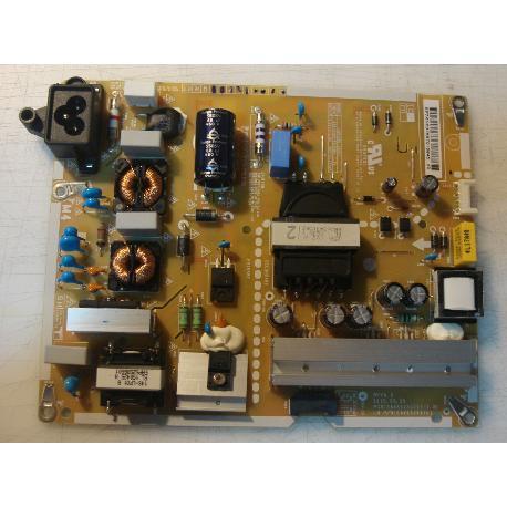 FUENTE DE ALIMENTACIÓN POWER SUPPLY TV LG 49LF540V-ZB EAX66230701(1.8) REV4.0