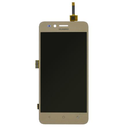 PANTALLA TACTIL + LCD DISPLAY PARA HUAWEI Y3 II 2016 - ORO - VER. 2