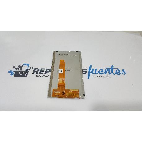 PANTALLA LCD DISPLAY ORIGINAL PARA ALCATEL POP 2 7043K 7043Y - RECUPERADA