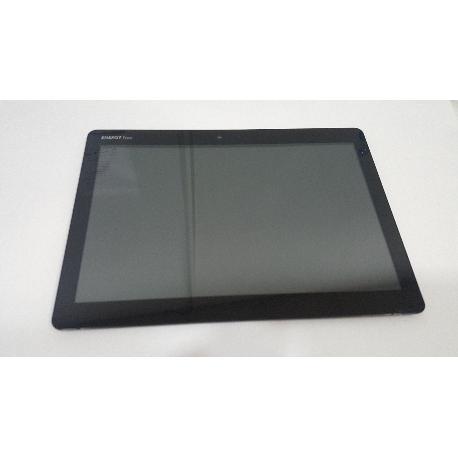 "PANTALLA LCD + TACTIL CON MARCO ORIGINAL PARA TABLET ENERGY SISTEM TABLET NEO 2 10"" NEGRA - RECUPERADA"