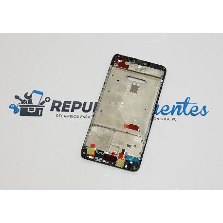 CARCASA FRONTAL DE LCD PARA HONOR 7 LITE, HONOR 5C - NEGRA